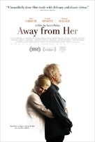 Away from Her - Theatrical movie poster (xs thumbnail)