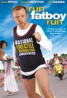 Run Fatboy Run - Hungarian Movie Cover (xs thumbnail)