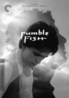Rumble Fish - DVD movie cover (xs thumbnail)