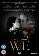 W.E. - British DVD cover (xs thumbnail)