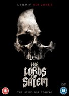 The Lords of Salem - British DVD movie cover (xs thumbnail)