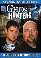 """""""Ghost Hunters"""" - DVD movie cover (xs thumbnail)"""