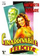 You'll Never Get Rich - Italian Movie Poster (xs thumbnail)