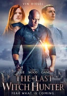 The Last Witch Hunter - Movie Cover (xs thumbnail)