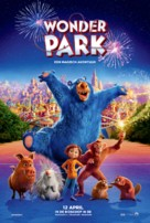 Wonder Park - Dutch Movie Poster (xs thumbnail)
