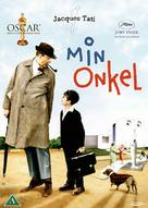 Mon oncle - Danish DVD cover (xs thumbnail)