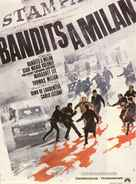 Banditi a Milano - French Movie Poster (xs thumbnail)