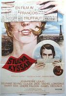 Baisers volés - Swedish Movie Poster (xs thumbnail)