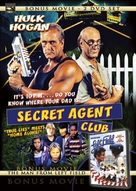 The Secret Agent Club - DVD cover (xs thumbnail)