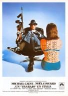 The Italian Job - Spanish Movie Poster (xs thumbnail)