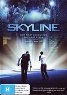 Skyline - Australian DVD cover (xs thumbnail)