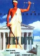 Jury Duty - French VHS cover (xs thumbnail)