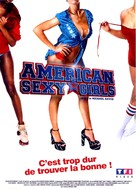Girl Fever - French DVD cover (xs thumbnail)