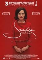 Jackie - Spanish Movie Poster (xs thumbnail)