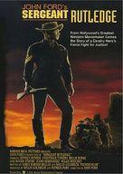 Sergeant Rutledge - DVD movie cover (xs thumbnail)