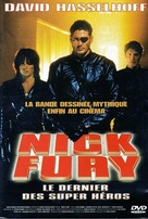 Nick Fury: Agent of Shield - Spanish DVD cover (xs thumbnail)