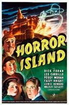Horror Island - Movie Poster (xs thumbnail)