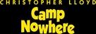 Camp Nowhere - Logo (xs thumbnail)