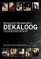 """Dekalog"" - Dutch DVD movie cover (xs thumbnail)"