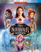 The Nutcracker and the Four Realms - Blu-Ray movie cover (xs thumbnail)