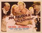 Joe Palooka in the Knockout - Movie Poster (xs thumbnail)