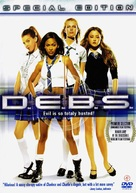 DEBS - Swedish DVD movie cover (xs thumbnail)