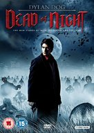 Dylan Dog: Dead of Night - British DVD cover (xs thumbnail)