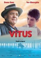 Vitus - German poster (xs thumbnail)