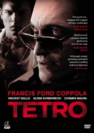 Tetro - Polish DVD cover (xs thumbnail)