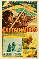 Captain Video, Master of the Stratosphere - Movie Poster (xs thumbnail)