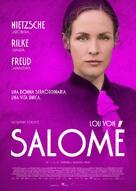 Lou Andreas-Salomé - Italian Movie Poster (xs thumbnail)