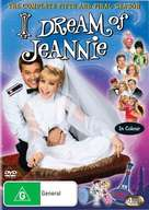 """I Dream of Jeannie"" - Australian DVD movie cover (xs thumbnail)"