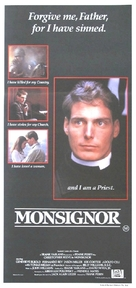Monsignor - Australian Movie Poster (xs thumbnail)