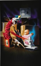 Dollman vs. Demonic Toys - Key art (xs thumbnail)