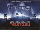 The Last Castle - British Movie Poster (xs thumbnail)