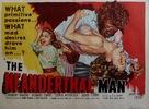 The Neanderthal Man - British Movie Poster (xs thumbnail)