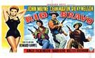 Rio Bravo - Belgian Movie Poster (xs thumbnail)