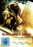 Black Hawk Down - German Movie Cover (xs thumbnail)