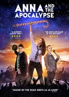 Anna and the Apocalypse - Canadian DVD movie cover (xs thumbnail)