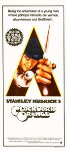 A Clockwork Orange - Australian Movie Poster (xs thumbnail)
