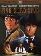 5 Card Stud - DVD cover (xs thumbnail)