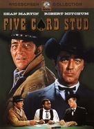 5 Card Stud - DVD movie cover (xs thumbnail)