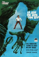 Law of the Lawless - Spanish Movie Poster (xs thumbnail)