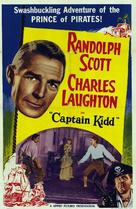Captain Kidd - Movie Poster (xs thumbnail)