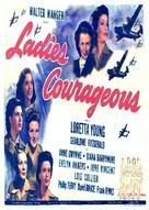 Ladies Courageous - Movie Poster (xs thumbnail)