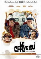 Le cerveau - French DVD cover (xs thumbnail)