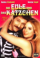 The Owl and the Pussycat - German Movie Cover (xs thumbnail)