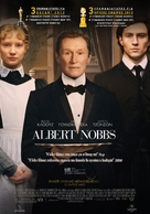 Albert Nobbs - Greek Movie Poster (xs thumbnail)
