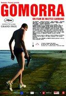 Gomorra - Romanian Movie Poster (xs thumbnail)