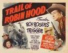 Trail of Robin Hood - Movie Poster (xs thumbnail)